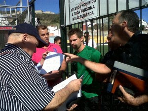 Antonio Pasamar llegó a un acuerdo con el Atlético de Ceuta