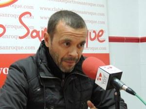 Diego Pérez 'Yiyi' entrena esta temporada al San Roque tras su paso por el Algeciras
