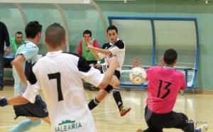 El Ceutí FS quiere ser el primero en ganar en la cancha del Nazareno