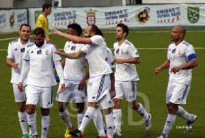 El gol de Perita, que suma tres tantos, allanó el camino de la victoria