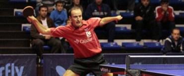 Carlos Machado ha ganado sus dos partidos para el Cajasur  ante el Gabitec