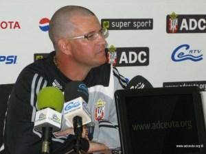 Benigno Sánchez acarició el ascenso a la Liga Adelante con la AD Ceuta