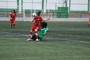 La UD Carmelitas cayó en Almendralejo ante el Extremadura por 2 goles a 1