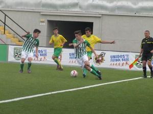 El Goyu, tras vencer al Real Betis, intentará sorprender al Cádiz