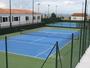El torneo de tenis se disputa en las pistas del club de tenis y pádel Loma Margarita