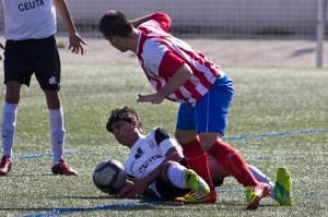 Dura derrota del Ceutí en el campo del Xerez Deportivo