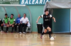 El Ciudad de Ceuta FS se queda con las ganas de despedirse de sus aficionados