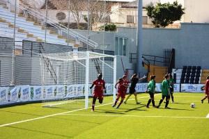 Ingrid se erigió en protagonista con los dos goles que marcó