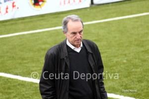 Álvaro Pérez valoró el juego desplegado por su equipo ante el Arcos