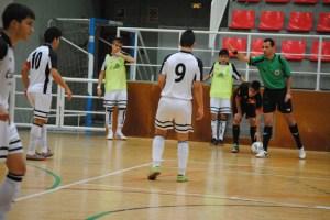Ceuta su-16 se vuelve de Barcelona con una victoria y una derrota