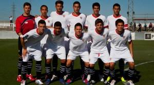 El Sevilla C tiene unos números discretos lejos de la Ciudad Deportiva