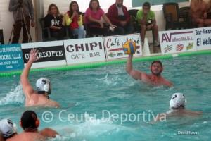 El Caballa se la juega el sábado en la piscina del Sant Feliú