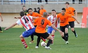El partido lo pitará García González que la temporada pasada dirigió el Algeciras, 2 - Murallas, 2