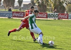 El Córdoba B, cuarto clasificado con 5 puntos más que el Atlético, recibirá al San Roque en la matinal del sábado