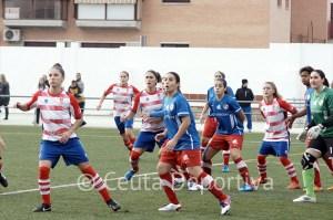 El Granada se proclamó campeón del grupo 4 de la Segunda División Femenina