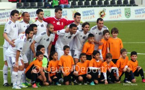 El Atlético de Ceuta se agarra al calendario y a las matemáticas para apurar sus opciones de jugar el play off