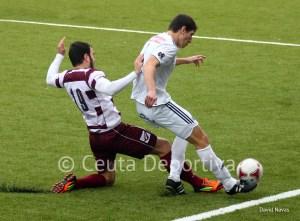 El Atlético de Ceuta quiere prolongar una jornada más su racha en el Murube