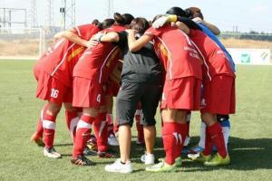 Las jugadoras del Carmelitas creen en la permanencia