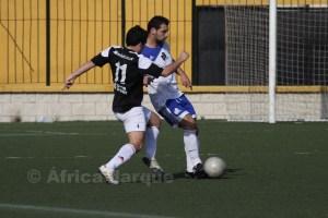 El Murallas de Ceuta y el Super Sport Atlético firmaron tablas en la última jornada