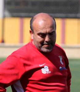 Fuad Harrus ha entrenado las dos últimas temporadas al Ceutí de Liga Nacional