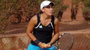Olga Parres ya es la número 54 de España, el mejor puesto de su carrera