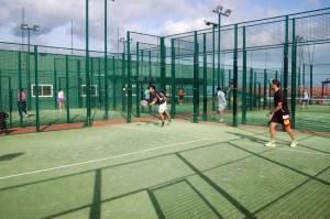 Imagen de un torneo en las instalaciones del Club Loma Margarita
