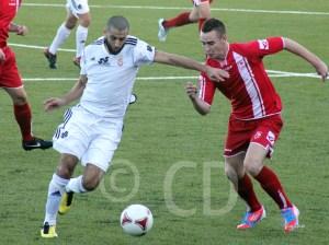 El Atlético de Ceuta jugará en el municipal de Lebrija el 28 de abril