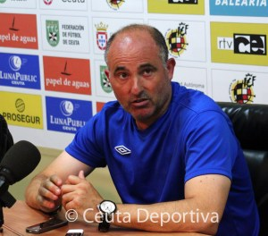 José Ángel Garrido ha reconocido que hubo un penalti no señalado sobre Said