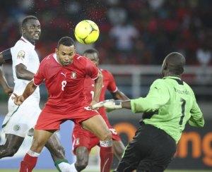 Randy, que se perdió por lesión los últimos cuatro partidos de Liga, ha sido convocado por Goikoetxea para el doble compromiso de Guinea Ecuatorial en junio