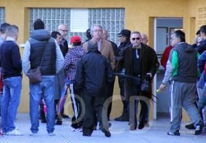 Los dirigentes del Atlético de Ceuta se enfrascaron en una guerra con la Federación que ensombreció la temporada del equipo