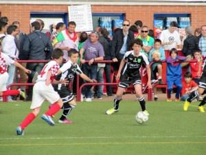 El equipo masculino ha perdido por 3-0 ante el combinado de Castilla y León