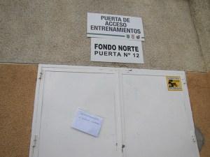 La directiva del Atlético de Ceuta impidió la entrada de periodistas y aficionados al partidillo del jueves