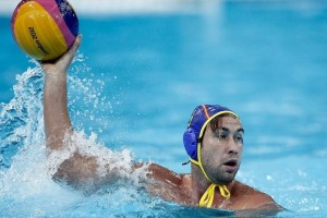 El waterpolista ceutí espera que España llegue a tope al Mundial de Barcelona