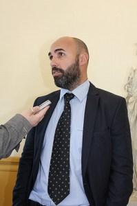 Juan Manuel Ordóñez, concejal delegado de deportes de San Roque