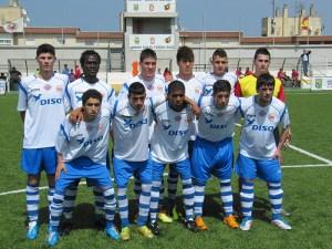 El CD Puerto Disa ganó esta temporada la Liga y la Copa Federación
