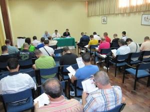La mayoría de los clubes asistieron a la reunión con la Federación de Fútbol de Ceuta para repasar la última temporada y esbozar la próxima