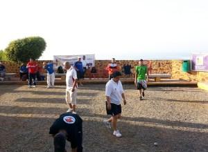 Una imagen del Open 16 Horas Internacional celebrado en las instalaciones del CP General Carvajal