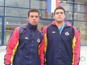 Vicente Matoso y Paco Molina estuvieron en el 2012 en el Europeo de Francia