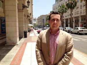 Javier Sánchez-Paris es el coordinador de las I Jornadas de Derecho Deportivo de Ceuta