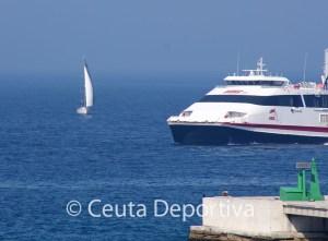 Varias embarcaciones ceutíes competirán en la regata de La Línea