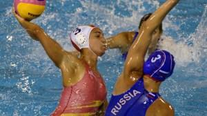 Anni Espar lideró el ataque español con 4 goles