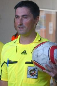Ramón Arias Madrid suma 12 temporadas en la Segunda División B