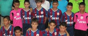 El CD Puerto Disa, que compite con el nombre de Almadraba, debutó con una goleada