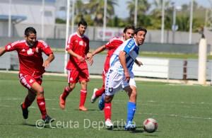 La AD Ceuta disputará su primer encuentro lejos de casa en la segunda jornada ante el Recreativo B