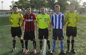 El filial del Recre empezó la Liga con un meritorio empate ante el Cabecense