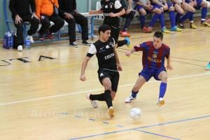 El Ciudad de Ceuta no podrá participar la próxima temporada en la LNJ de fútbol sala