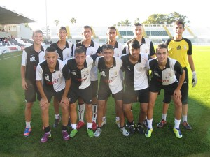 El Ceutí disputará su primer partido en el Murube ante el filial del Recreativo de Huelva