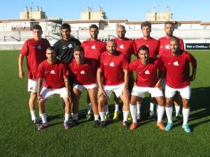 La AD Ceuta FC intentará agradar en su estreno en el Alfonso Murube
