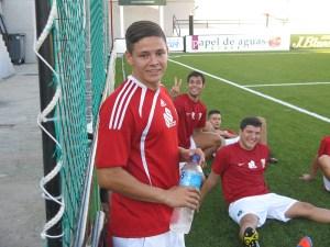 Jorge espera una temporada con más protagonismo tras jugar muy poco el curso pasado