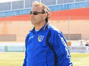 José A. Asián dirigió al CD Alcalá durante cinco temporadas, una de ellas en Segunda División B